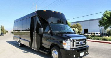 20 Person Party Bus Oklahoma City