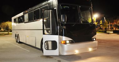 40 Person Party Bus Oklahoma City