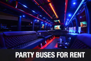 Party Buses For Rent Oklahoma City